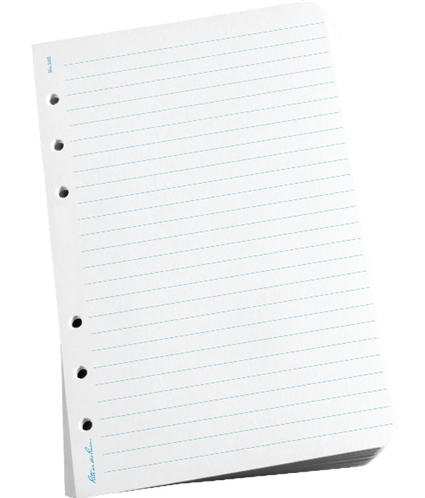 Loose Leaf Sheets